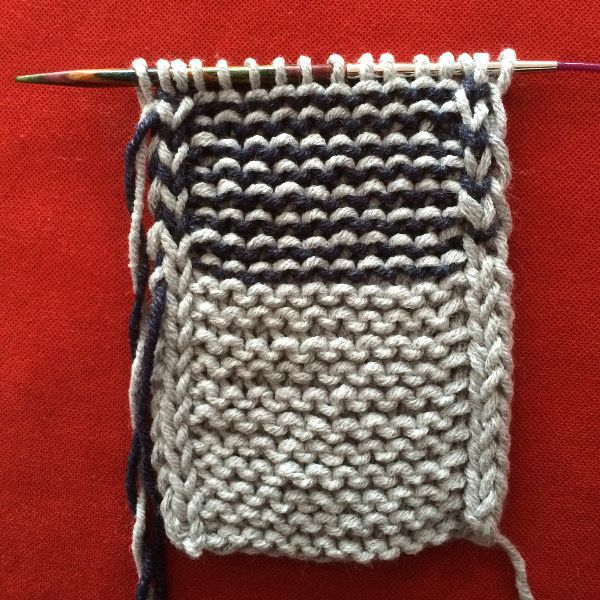 Tricot point icord