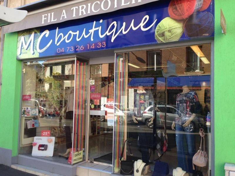 Magasin tricot clermont ferrand