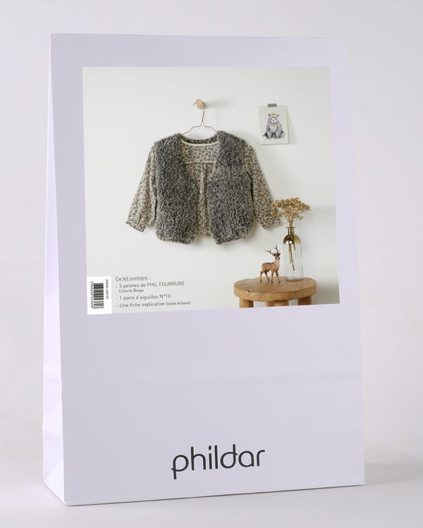Kit tricot phildar
