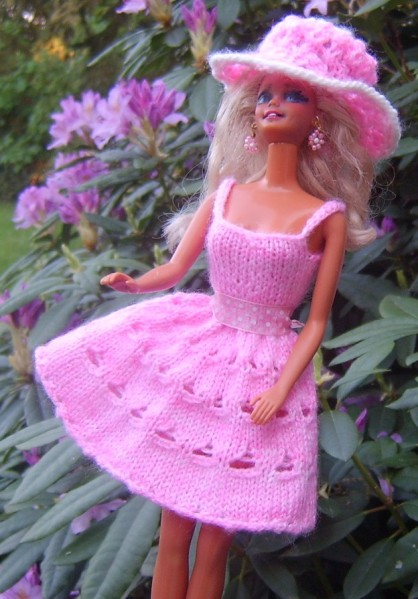 Tricot barbie explication
