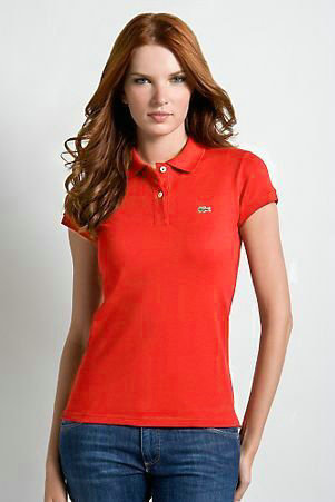 Tricot lacoste femme