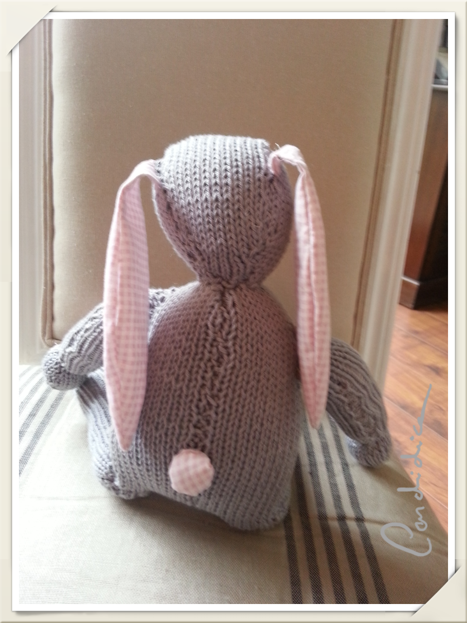 Tricot lapin phildar