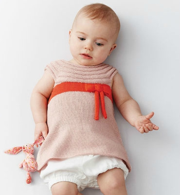 Robe tricot taille 6 mois