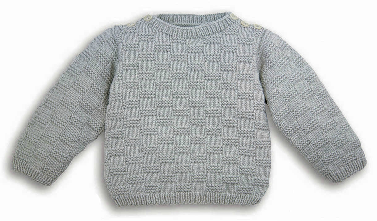 Tricot pull aiguille 9