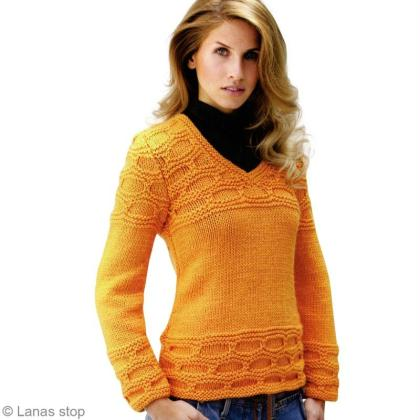 Tricot pull femme fantaisie