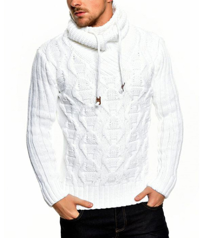 Tricot homme style