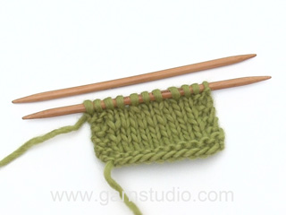 Tricot diminuer une maille