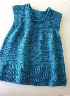 Robe tricot adulte