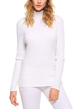 Tricot pull femme hiver