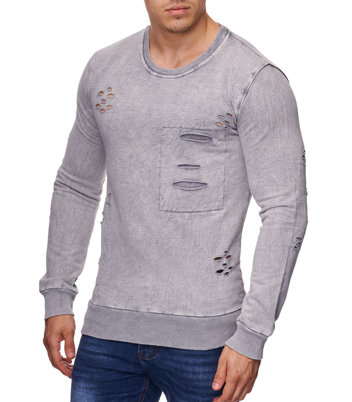 Tricot classe homme