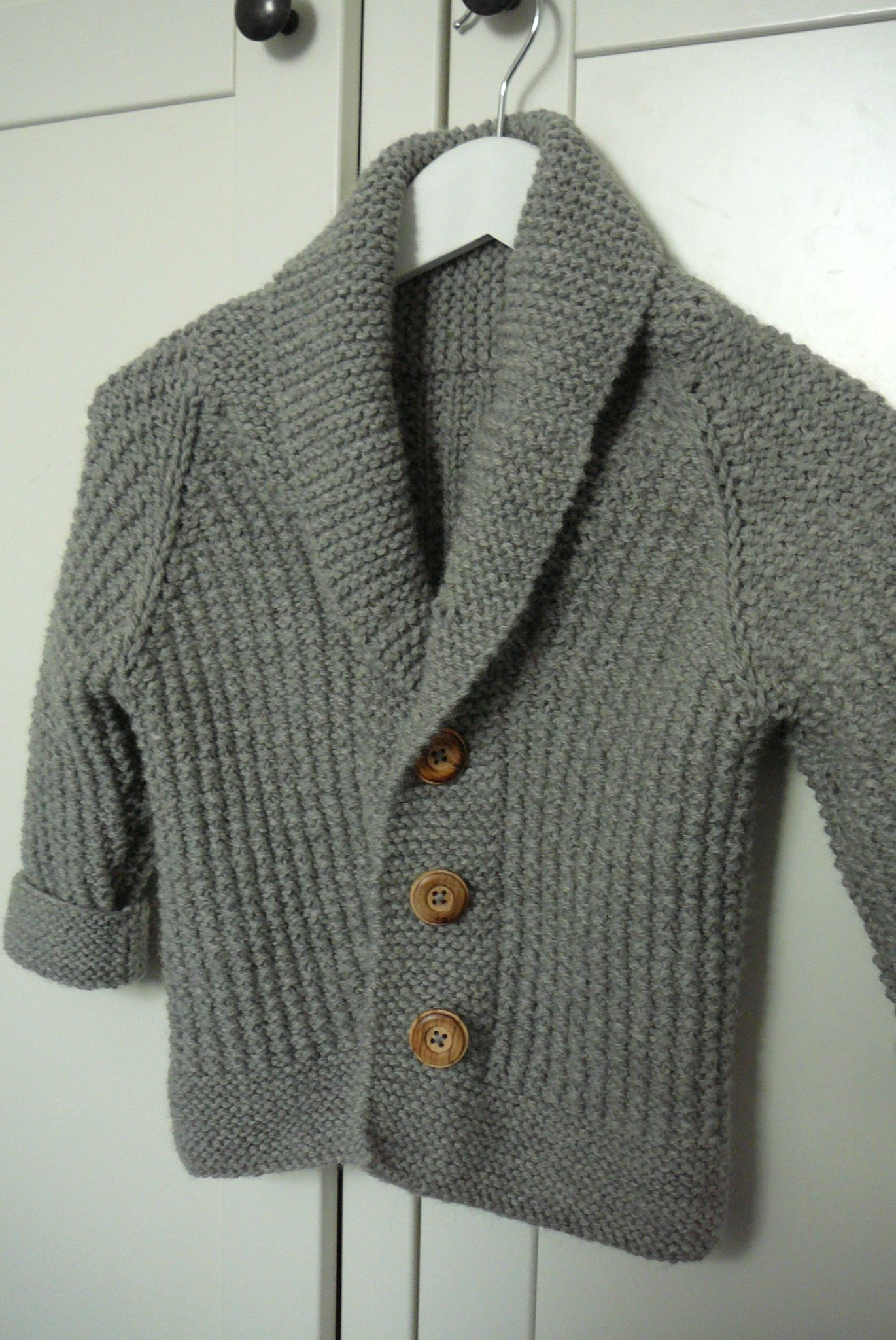 Modele tricot mariniere 2 ans