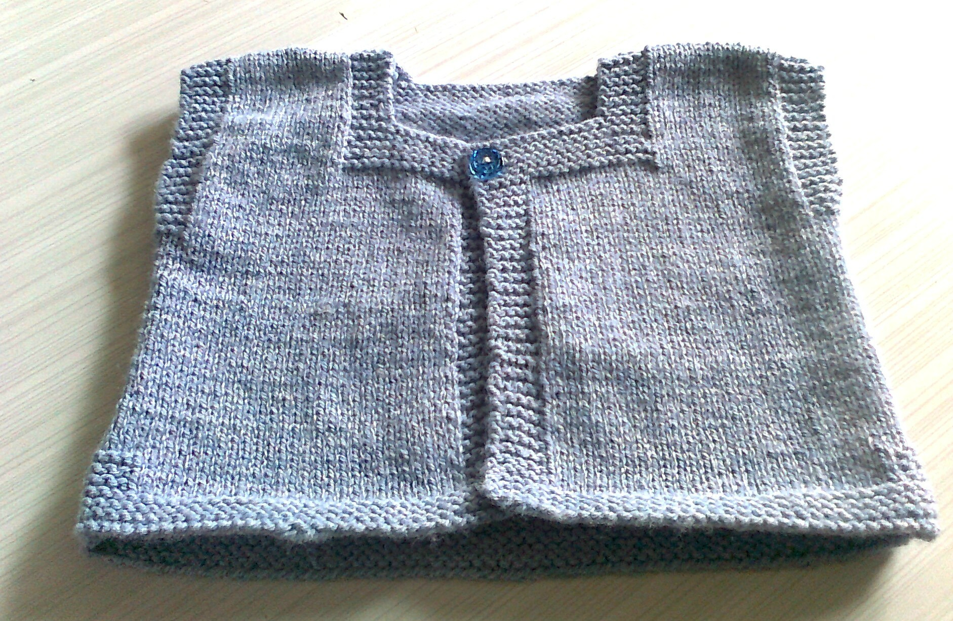 Blog tricot layette bebe