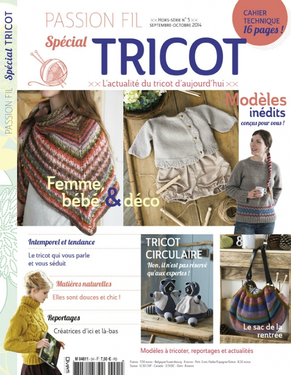 Passion tricot n°5