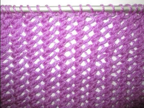 Tricot point glend