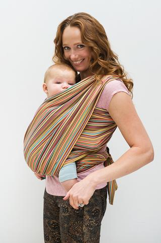 Tricot slen wrap baby carrier