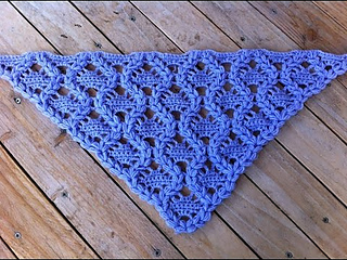 Chale tricot ravelry