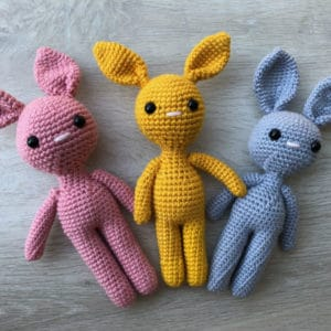 Tricoter animaux crochet