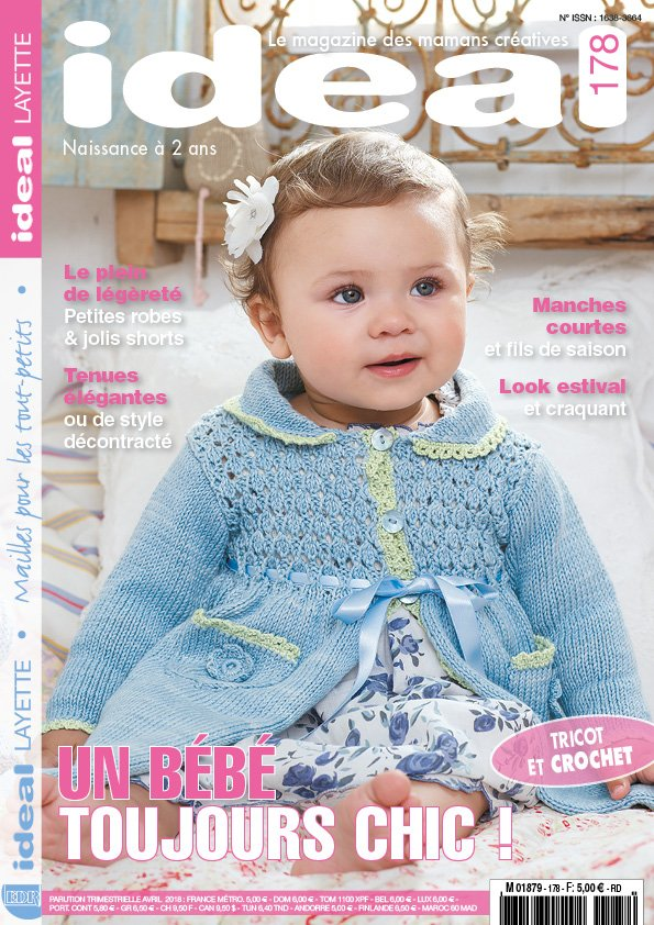 Tricot ideal layette