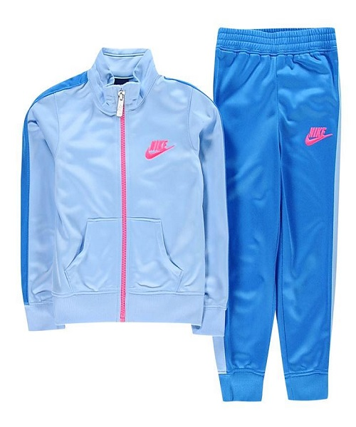Nike tricot tracksuit baby