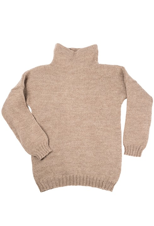 Modele tricot pull femme col roule