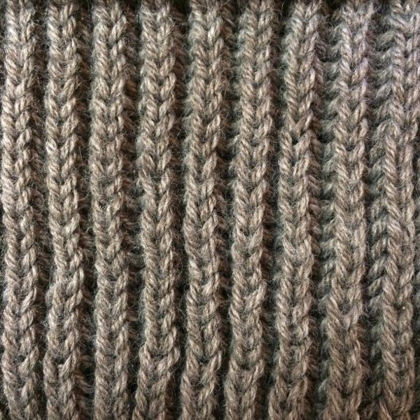 Tricot maille cote
