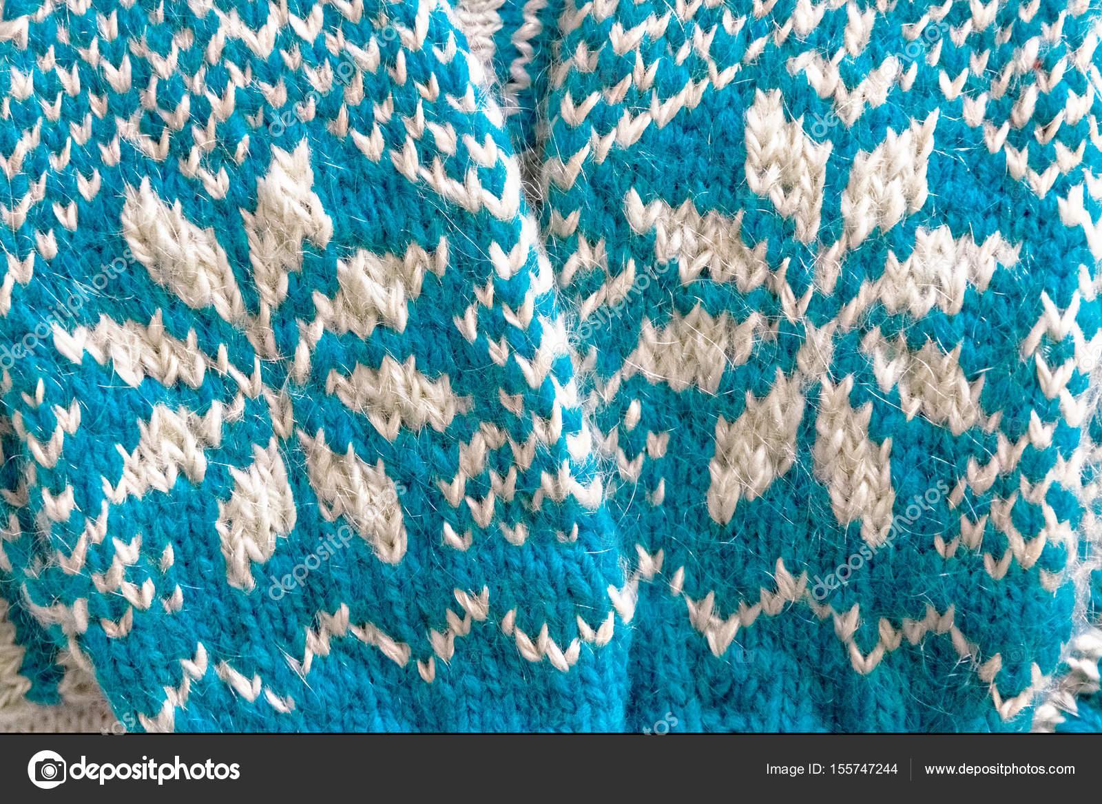 Grille jacquard tricot mauricette
