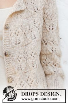 Tricot passion carre en rayures a nopes