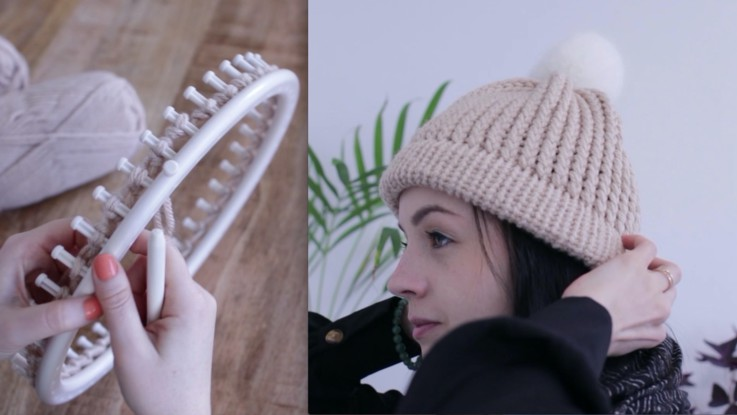 Video tricot rapide