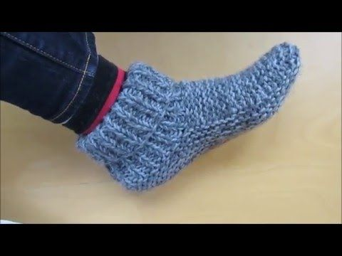 Tricot simple youtube