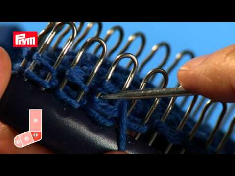 Tuto tricotin chaussette