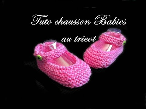 Youtube basket bebe tricot