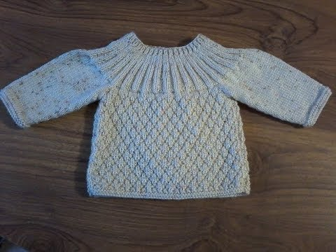 Tricot bebe brassiere