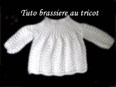 Modele tricot bebe youtube