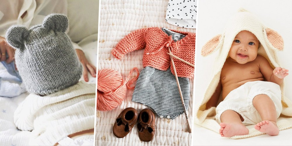 Marie claire idees tricot layette