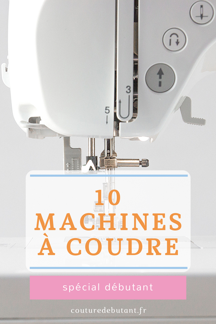 Machine a coudre debutant