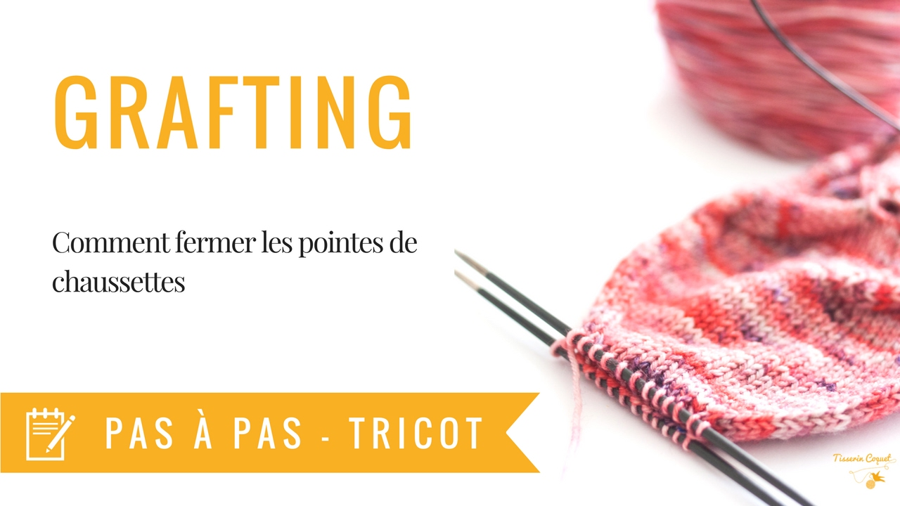 Youtube grafting tricot