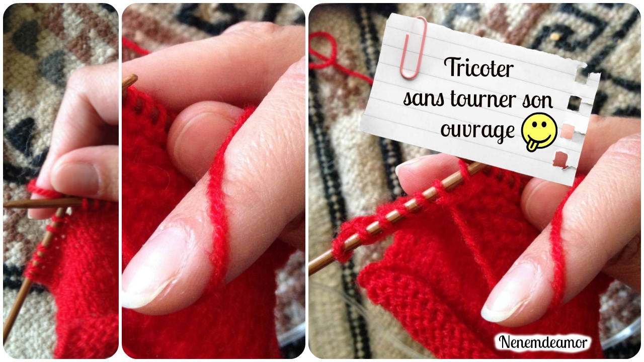 Youtube tricot modulaire