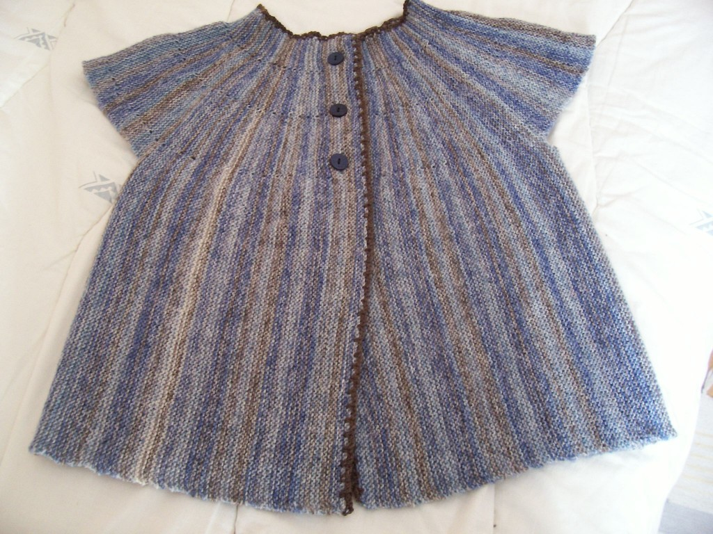 Modele tricot pull sans couture