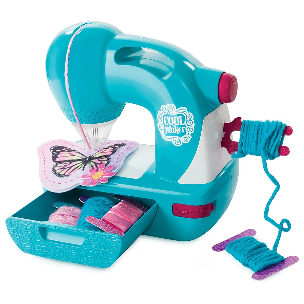 Sew cool machine a coudre