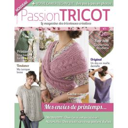Collection tricot passion combien de numero