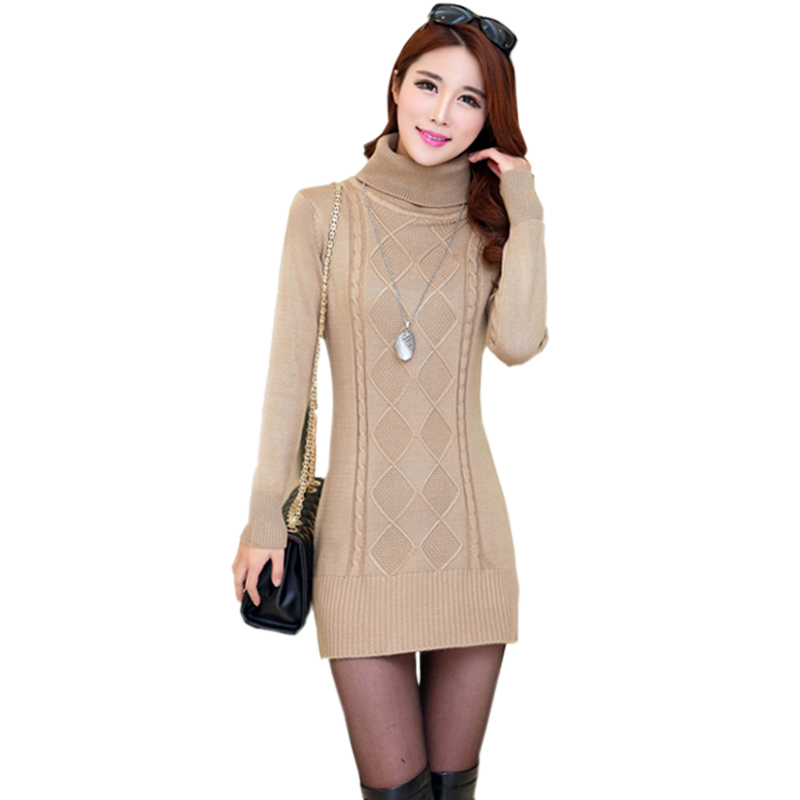 Patron tricot robe pull femme