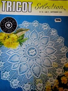 Tricot selection crochet