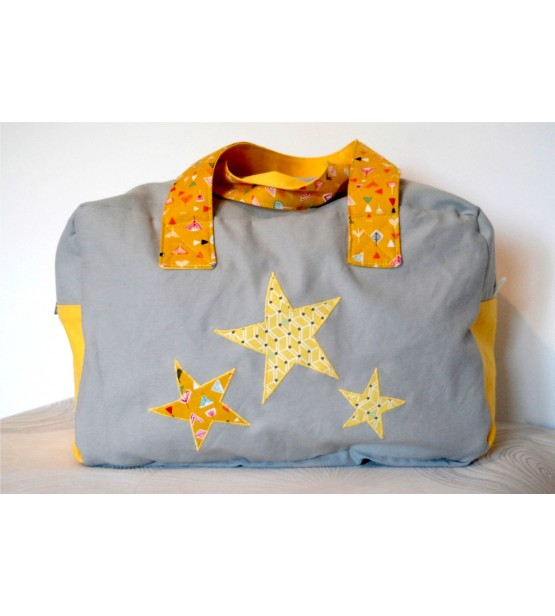 Sac tricot personnalisable