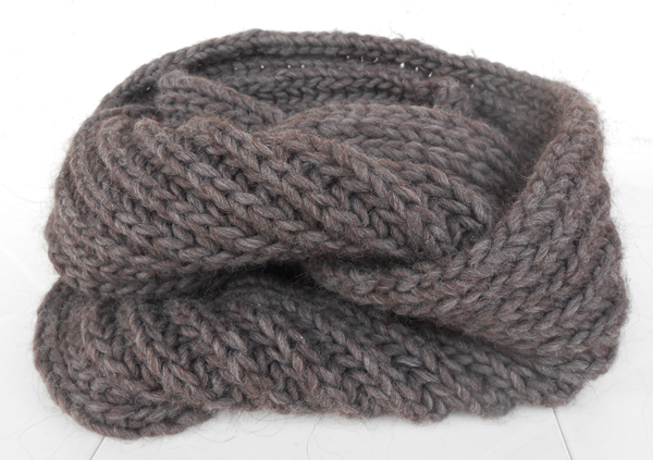 Tricot snood cote anglaise