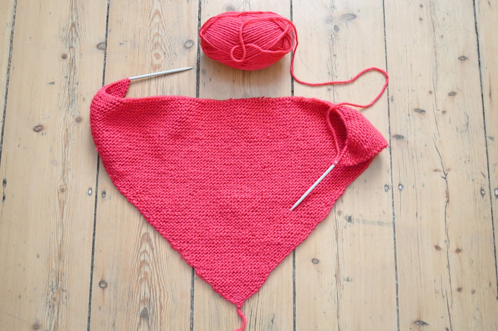 Tricot comment augmenter taille