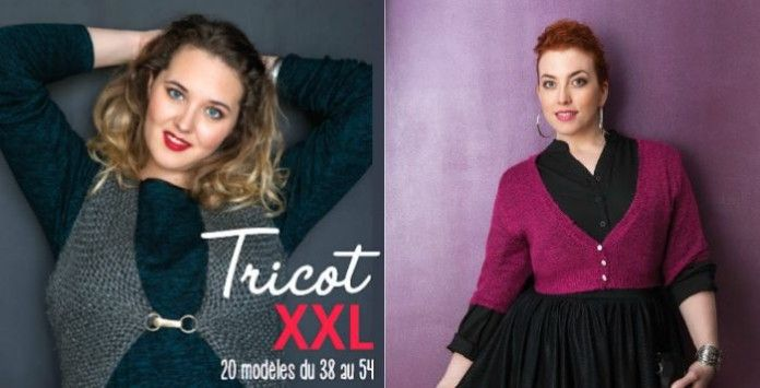 Tuto tricot grande taille femme