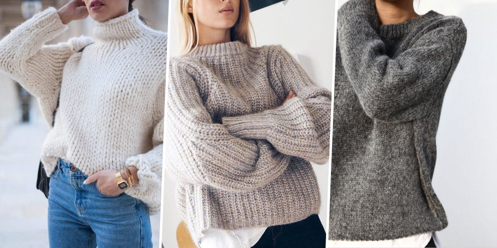 Idee couture tricot