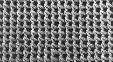 Tricot a maille