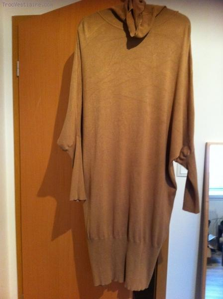 Robe tricot 3 suisses