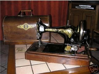 Collection machine a coudre ancienne